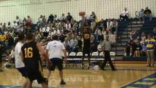 2009 Basketball game - Pittsburgh Steelers vs Hampton Dawgs by Jim