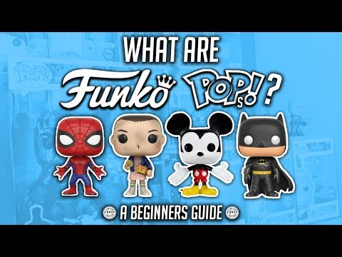 What Are Funko Pops? (A Beginners Guide to Collecting)