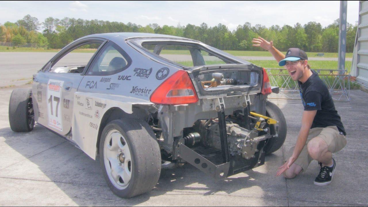Subaru Svx Swed Honda Insight Review The Scariest Ever