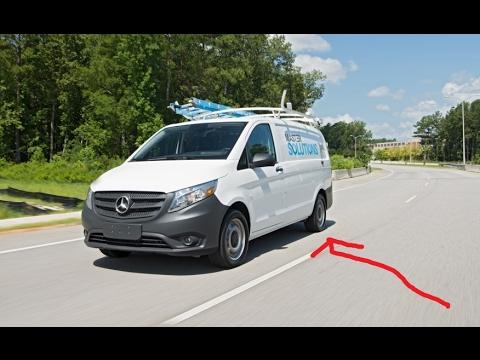 Must Watch 2016 Mercedes Benz Metris Test Drive Youtube