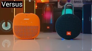 JBL Clip 3 vs Bose Soundlink Micro - Ultra Portable Speakers Compared