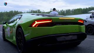 1200+ HP Twin Turbo Huracan vs 1200+ HP Twin Turbo Huracan
