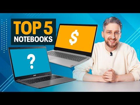 Notebook melhor custo benefício até 3 Mil Reais em 2020 💻 TOP 5 intermediários e básicos 2º semestre