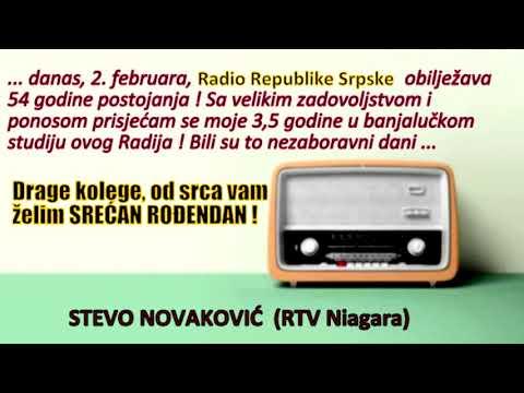 Radio RS   ...  54.  rođendan !