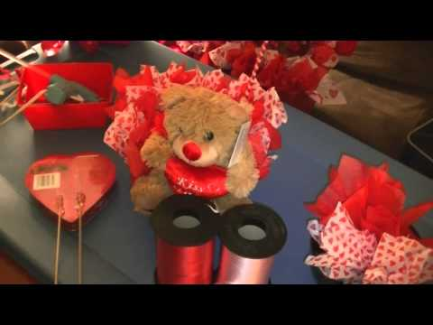 (GIVEAWAY CLOSED) How to Make a Low Cost Valentine Gift - Video 4 in Series of 4