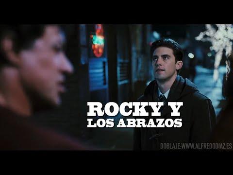 Rocky y los abrazos