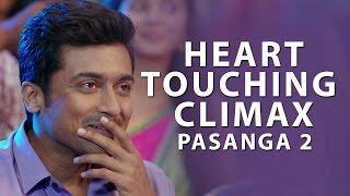 Pasanga 2 - Heart Touching Climax | Suriya | Amala Paul | Pandiraj