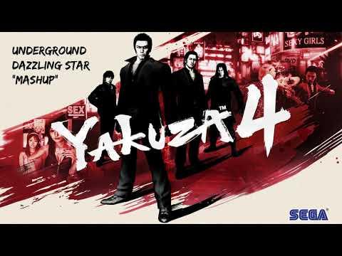 "Yakuza 4 OST Track 9 - Underground Dazzling Star ""Mashup"""