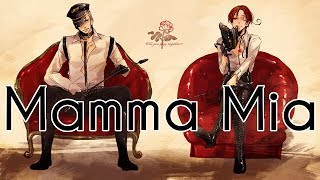 Nightcore - Mamma Mia (He's Italiano) [male] lyrics