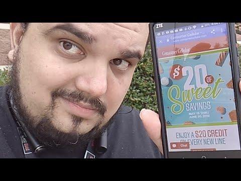 Deal Alert $20 Off Consumer Cellular Now-Jun30th