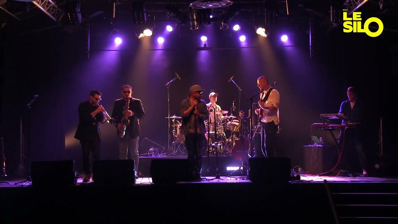 Concert et interview du groupe Captain Sparks & Royal Company au Silo à découvrir en intégralité