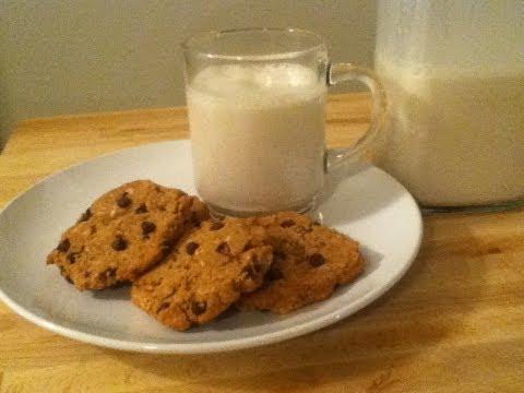 Almond pulp cookie recipe- Almond pulp recipes