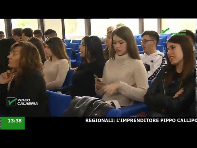 InfoStudio il telegiornale della Calabria notizie e approfondimenti - 30 Novembre 2019 ore 13.30