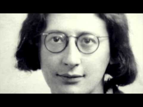 SIMONE WEIL  –  BBC Radio 4 | Great Lives