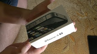 обзор iphone 4s 8gb (original) - восстановленный / Aliexpress