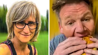 Gordon Ramsay DESTROYS That Vegan Teacher..