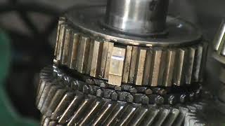 Трансмісія механічна Тсуру другий