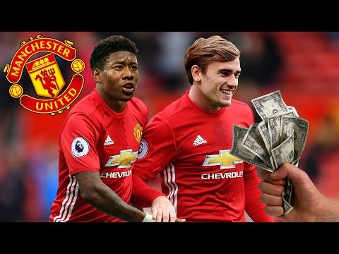 Seven January transfers Manchester United need to win the Premier League