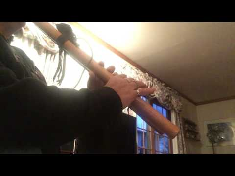 A Ripple in Time (dulcimer, tongue drum and NA flute)