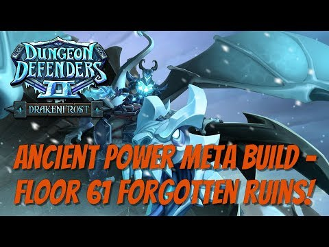 DD2 Ancient Power Meta Build - Floor 61 Forgotten Ruins!
