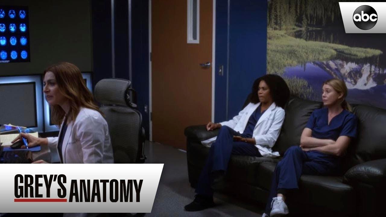 Sisters Talk About Love Greys Anatomy Season 15 Episode 2 Youtube