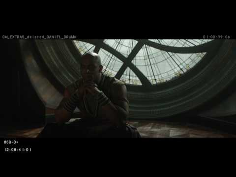 Doctor Strange Deleted Scene 'Doctor Strange meets Daniel Drumm' | HD