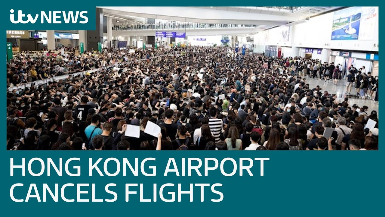 hong kong airport news