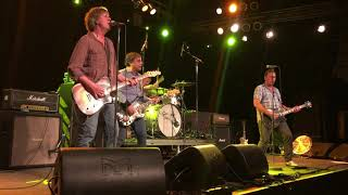 Hot Snakes - Happy Birthday song & I Need A Doctor - Live 7.6.2019 @ Pakkahuone, Tampere Finland