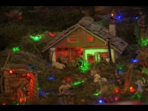 kandang natal besar dibuat di jerman - youtube