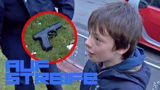 Waffe gekauft: Wo hat Florian (8) sie wirklich her? | Auf Streife | SAT.1 TV
