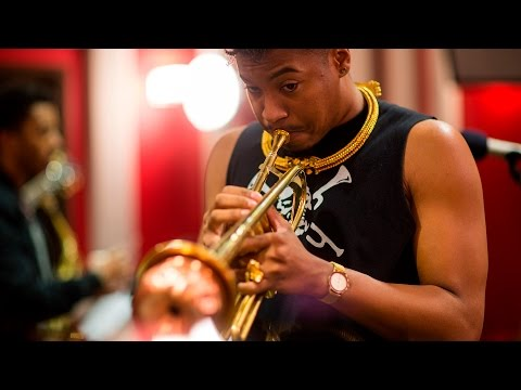 Christian Scott aTunde Adjuah 'West of the West' | Live Studio Session