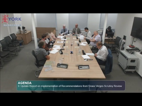 Economic Development & Transport Policy & Scrutiny Committee, 10 May 2017