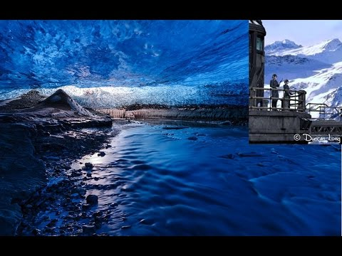 Is There An 'Empire Beneath The Antarctica Ice?