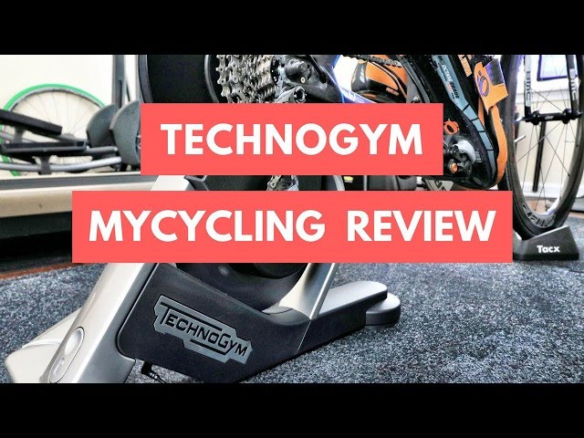 TechnoGym MyCycling Hands-On Review