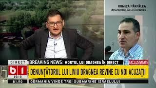BUNA ROMANIA DENUNTATORUL LUI LIVIU DRAGNEA REVINE CU NOI ACUZATII