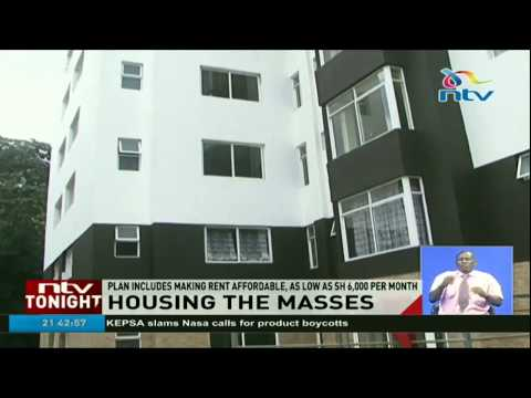 State to build 200,000 housing units every year to make rent affordable