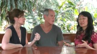 Mantak Chia, Charles Muir Meeting of the Masters with Solla Pizzuto Part 3
