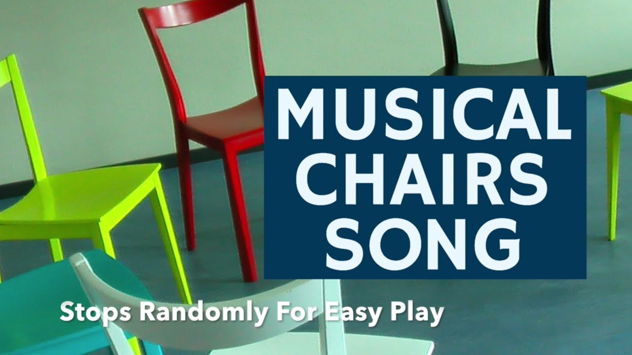 Musical Chairs Song  YouTube