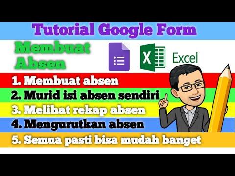 Cara Membuat Kuesioner Online Google Forms