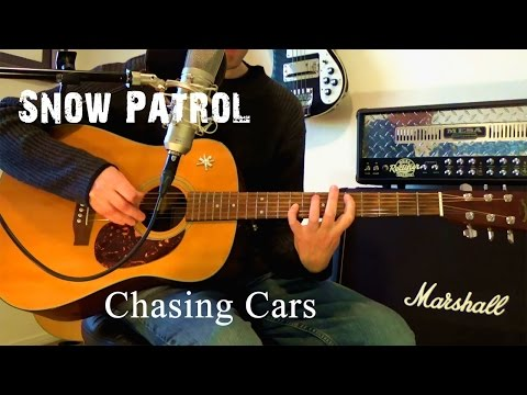 Snow Patrol - Chasing Cars ( acoustic cover)