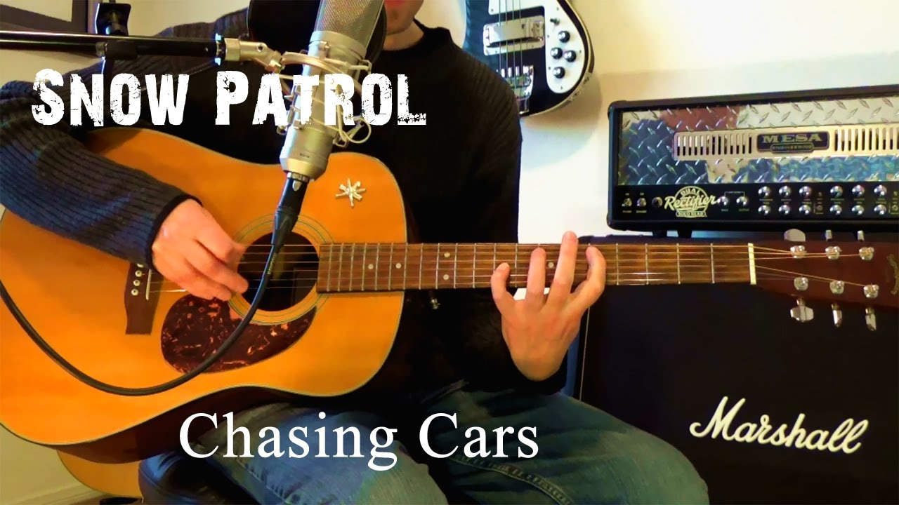Chasing Cars ( Acoustic Cover)
