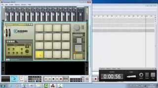 Come creare una batteria Hip Hop stile MPC con Reason 5
