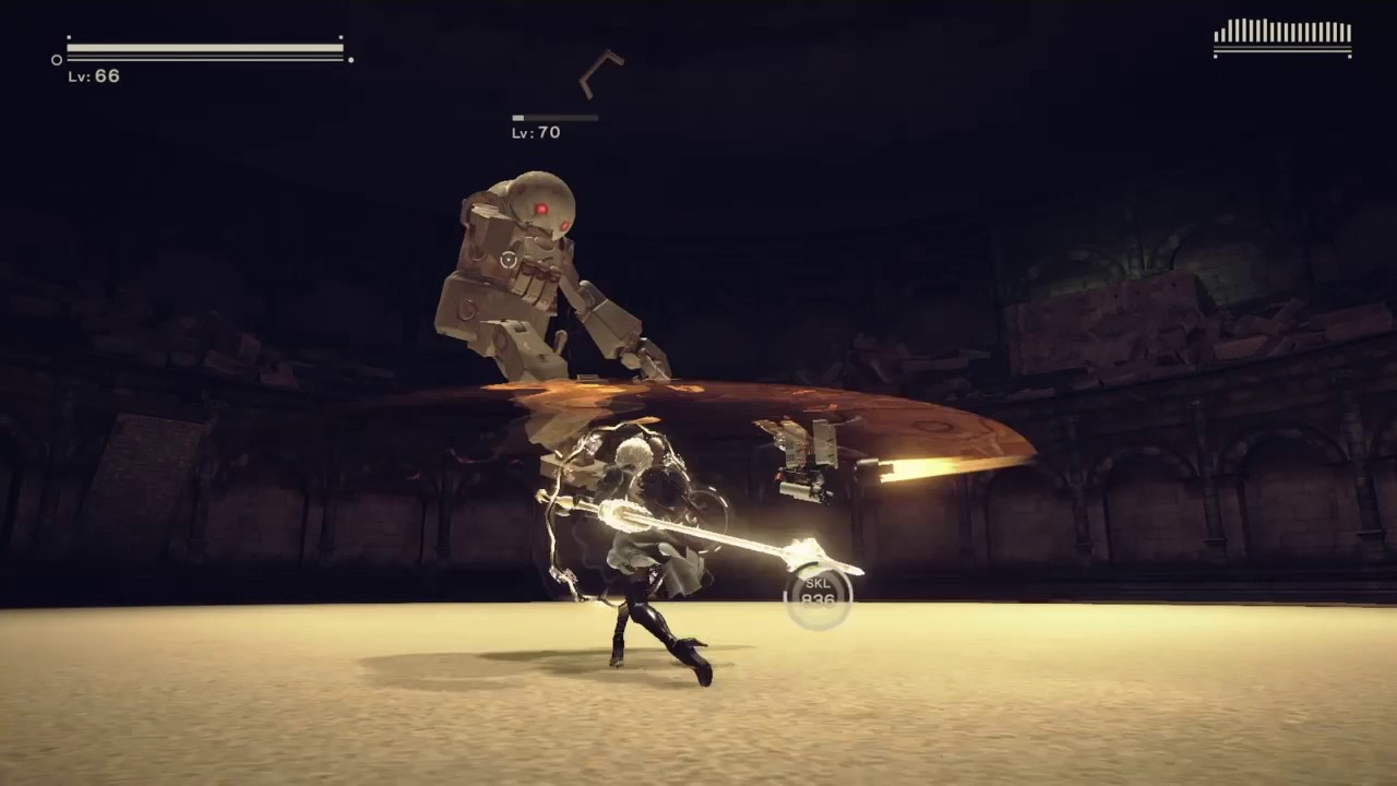 nier automata how to get more combos
