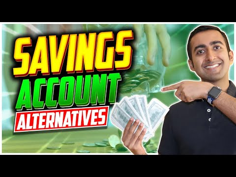 5 Good Alternatives to a Savings Account | Consider These | Money Market Accounts | Savings Account.