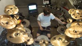 Genesis-Visions Of Angels Drum Cover