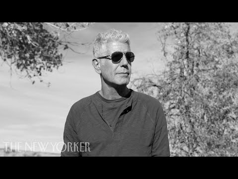 Anthony Bourdain on Going from Obama to Trump | The New Yorker Festival