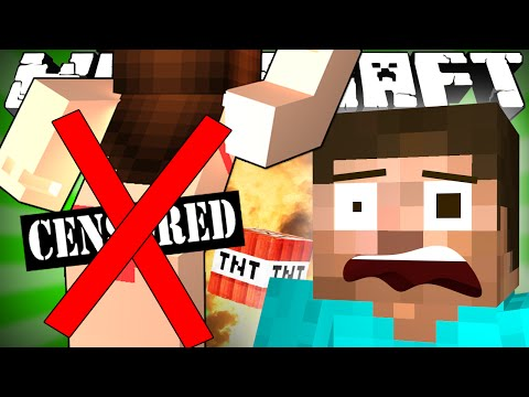 Minecraft - IF YOU COULDN'T SNEAK?!