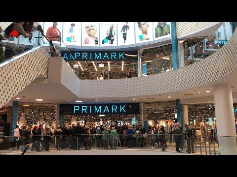 Primark eröffnet in München
