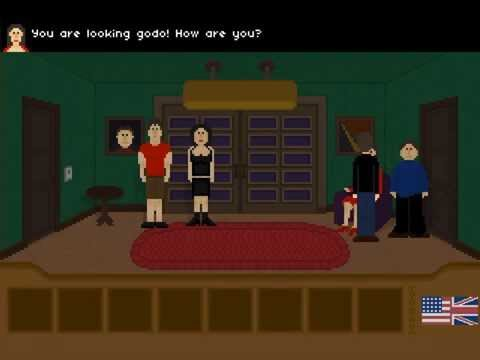 Lets play Horror House HD ( Ipad )