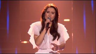 Ana Andrzejewska zaśpiewała własny utwór! Czy to zapowiedź światowej kariery? [Mam Talent]